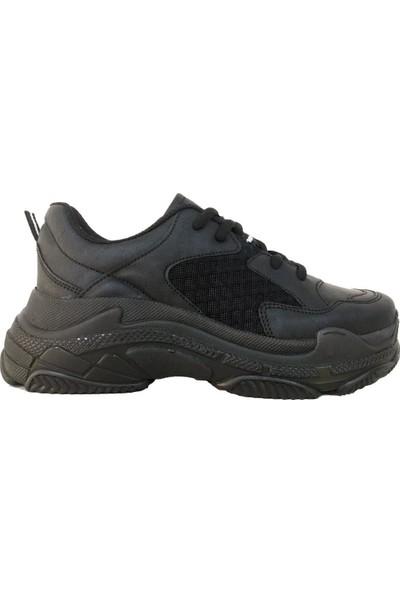 Mille Valerya Günlük Giyim Kadın Ayakkabı Siyah