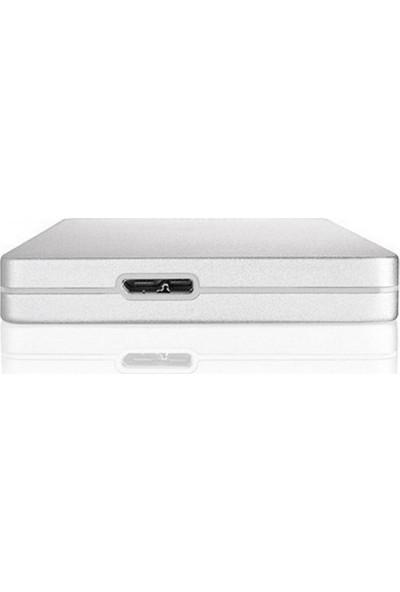 """Toshiba Canvio ALU 1TB 2.5"""" Gümüş Taşınabilir Disk HDTH310ES3AB"""