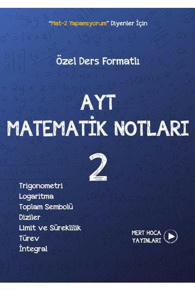 AYT Matematik Notları 2