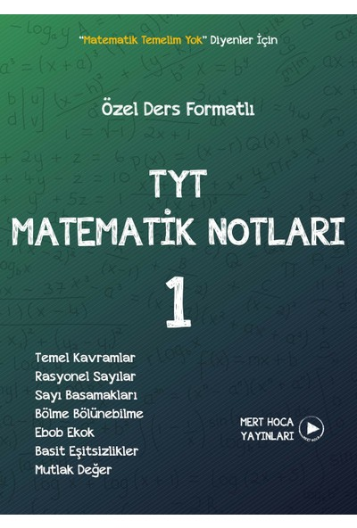 TYT Matematik Notları 1