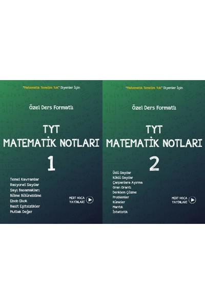 TYT Matematik Notları 1 - 2 Set