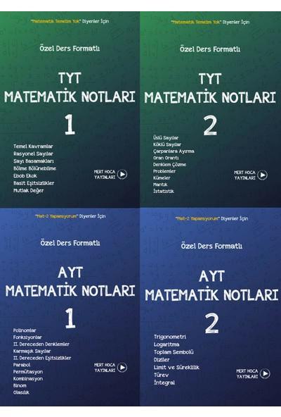 TYT - AYT Matematik Notları Set