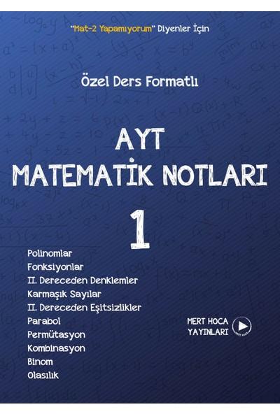 AYT Matematik Notları 1