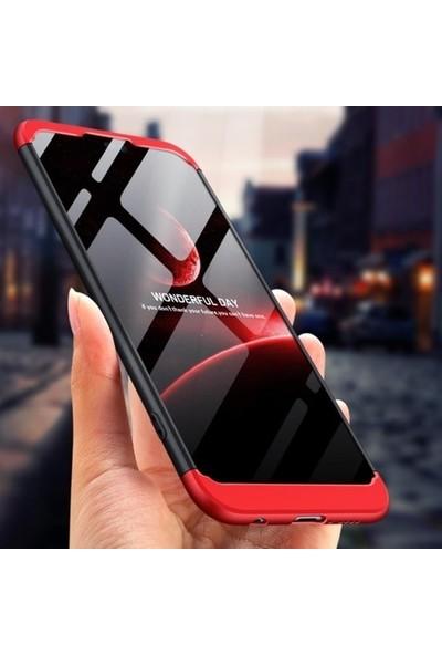 Casestore Apple iPhone 8 Plus Ön Arka 360 Derece Korumalı Sert Silikon Kılıf