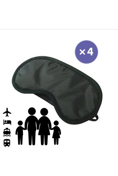 Area Online Uyku Bandı 4'Lü Aile Paketi (Çantalı)
