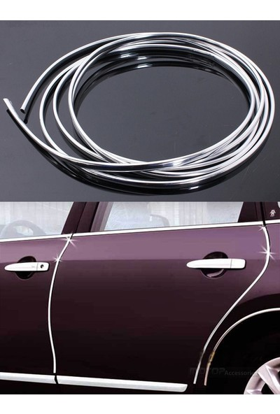 Mastercar U Tipi Nikelaj Çita 1 mt