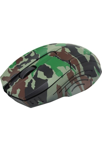Hadron HD-G60 Askeri Kamuflaj Desenli Oyuncu Mouse