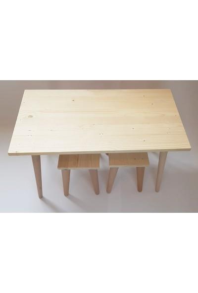Bade Tasarım Atölyesi Çocuk Masası