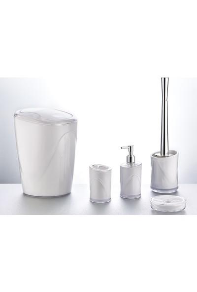 Indecor Banyo Seti Akrilik 5'li Set
