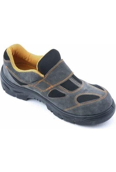 Muya Yellow Road 9111 S1 Süet İş Ayakkabısı