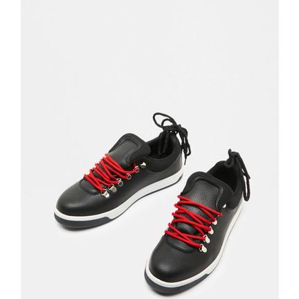 b99618dc28a0f Koton Bağcıklı Ayakkabı Fiyatı, Taksit Seçenekleri ile Satın Al
