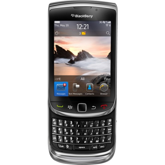Blackberry Torch 9800 (Swap Kutulu) (6 Ay Garantili)