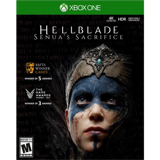 Microsoft Xbox One Hellblade Blu-Ray Oyun Mzu-00017