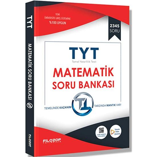 Filozof Tyt Matematik Soru Bankası