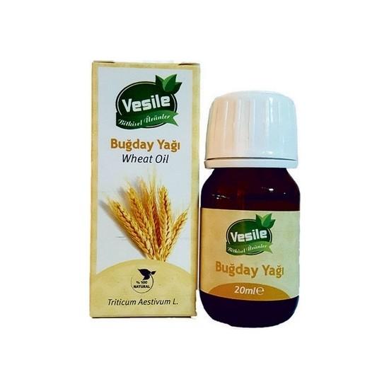 Vesile Buğday Yağı 20 Cc