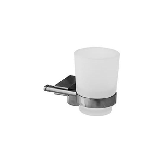 Tema Premium Diş Fırçalık Krom 71004