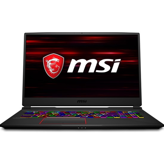 "MSI GE75 Raider 8SF-240XTR Intel Core i7 8750H 32GB 1TB + 512GB SSD RTX2070 Freedos 17.3"" FHD Taşınabilir Bilgisayar"