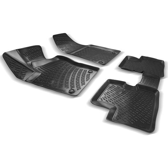 Rizline Fiat Egea Sedan 3D Havuzlu Paspas