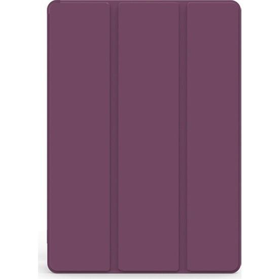 CresCent iPad Pro 12.9 inç 2018 Stiff Back Smart Case Tablet Kılıfı (A1876/A2014/A1895)