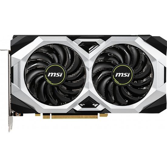MSI Nvidia GeForce RTX 2070 Ventus 8GB 256Bit GDDR6 (DX12) PCI-E 3.0 Ekran Kartı (GeForce RTX 2070 VENTUS 8G)