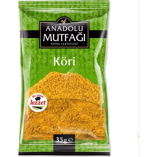 Anadolu Mutfağı Köri 35 gr
