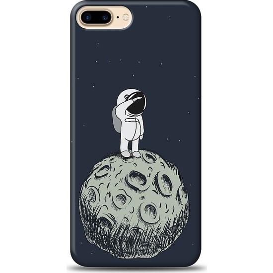 Eiroo Apple iPhone 7 Plus Astronot Baskılı Tasarım Kılıf