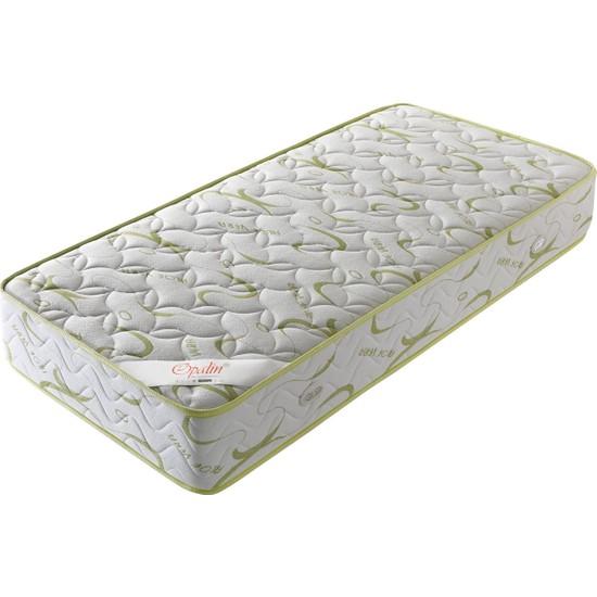 Opalin Aloe vera Yaylı Yatak 90x200 Cm