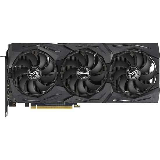 Asus ROG Strix GeForce GTX 1660 Ti OC Gaming 6GB 192Bit GDDR6 (DX12) PCI-E 3.0 Ekran Kartı (ROG-STRIX-GTX1660TI-O6G-GAMING)