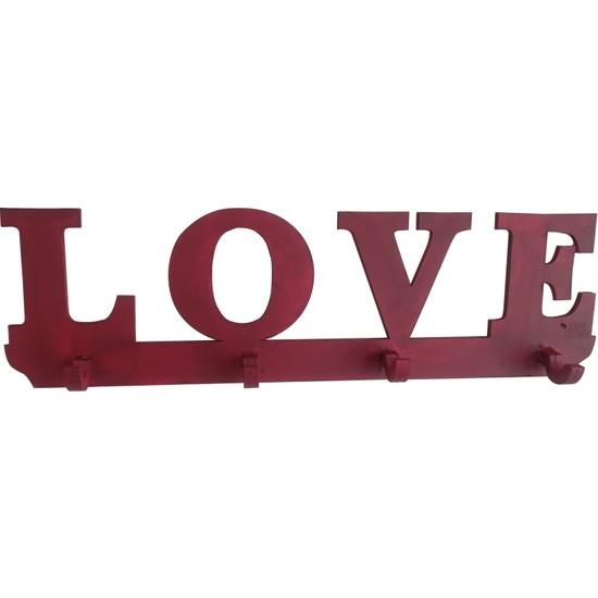 Atölye Taşhane Love Duvar Anahtarlık