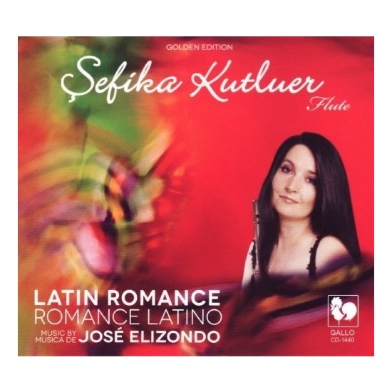 Şefika Kutluer Flute Latin Romance