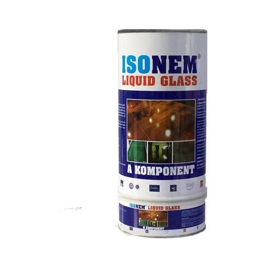 İsonem Şeffaf, Fayans Üzeri Yalıtım - Lıquıd Glass
