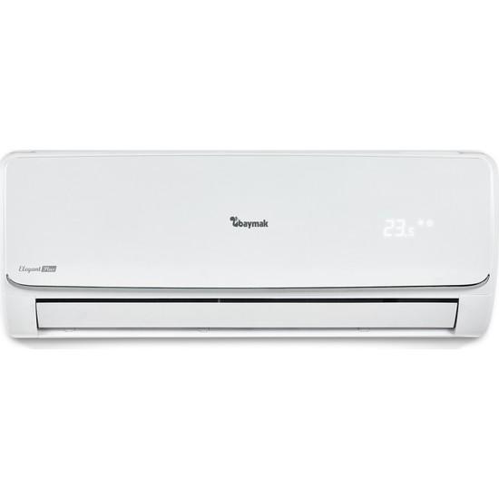 Baymak Elegant Plus 9 A++ 9000 BTU Duvar Tipi Inverter Klima (Montaj Dahil)