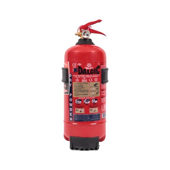 Dalgıç Yangın Söndürme Tüpü 2 Kg.