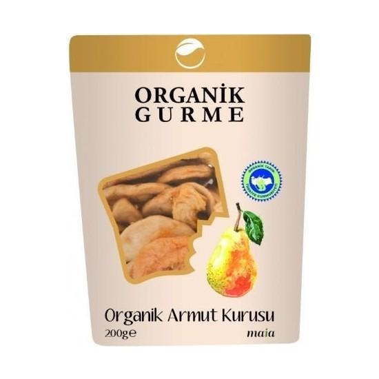 Organik Armut Kurusu - 200 gr