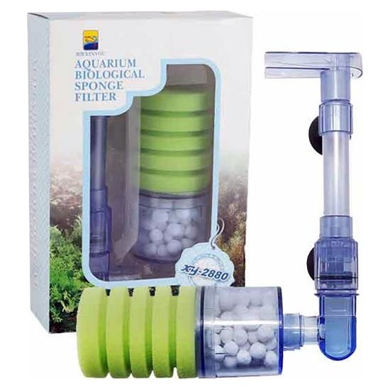 XinYou 2880 Tekli Biyolojik Yatay Sünger Filtre