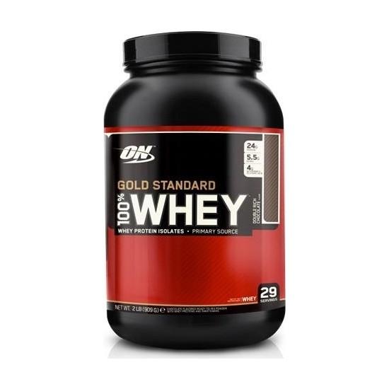 Optimum Nutrition Gold Standard Whey 908 Gr 12/2021