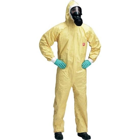 Dupont Tychem C Kimyasal Koruyucu Tulum