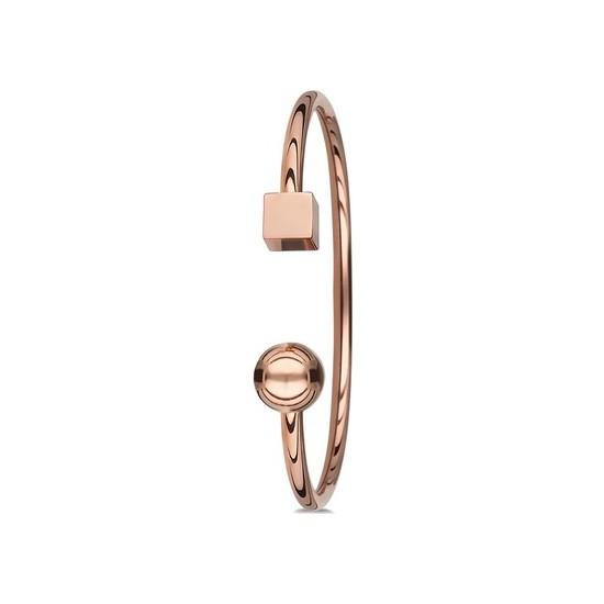 Serpil Jewellery Toms Kadın Çelik Bileklik. Tmj41001-101-C