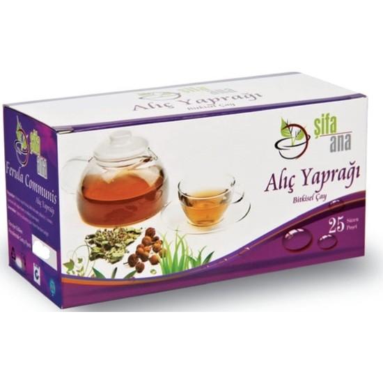 Alıç Yaprağı Bitkisel Çay 25 Adet Süzen Poşet Çay