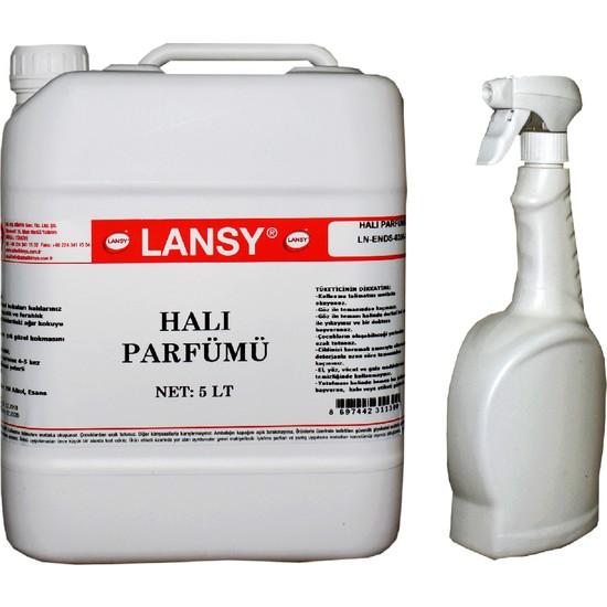 Lansy Halı Parfümü Konsantre 5 Lt+ Uygulama Spreyi