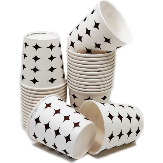 Ethex Karton Bardak 6,5 Oz Paper Cup 1500' lü