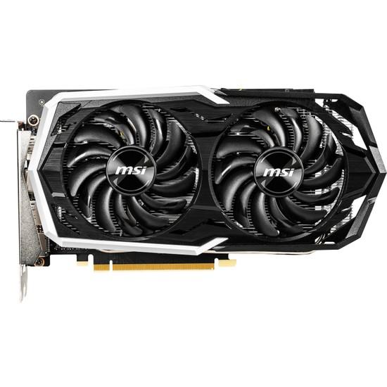 MSI Nvidia GeForce GTX 1660 Armor 6G OC 6GB 192Bit GDDR5 DX(12) PCI-E 3.0 Ekran Kartı