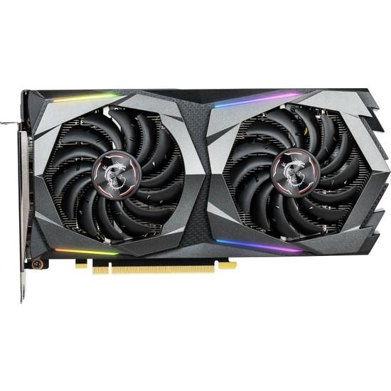 MSI Nvidia GeForce GTX 1660 Gaming X 6GB 192Bit GDDR5 DX(12) PCI-E 3.0 Ekran Kartı ( GeForce GTX 1660 GAMING X 6G )