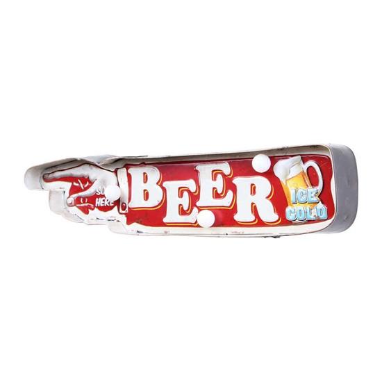 Mory Concept Beer Yön Tabelası