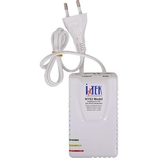 İtek Nys-2 Model Gaz Alarm Cihazı