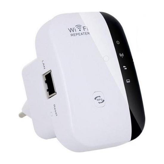 Bluecat Wifi Repeater Kablosuz Sinyal Güçlendirici Access Point 300Mbps