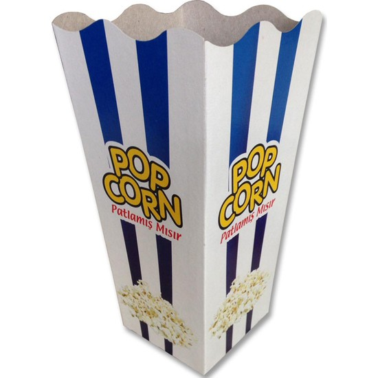 Espromar Popcorn Kutusu 100' lü