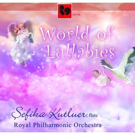 Şefika Kutluer Flute World Of Lullabies Royal Philharmonic Orchestra