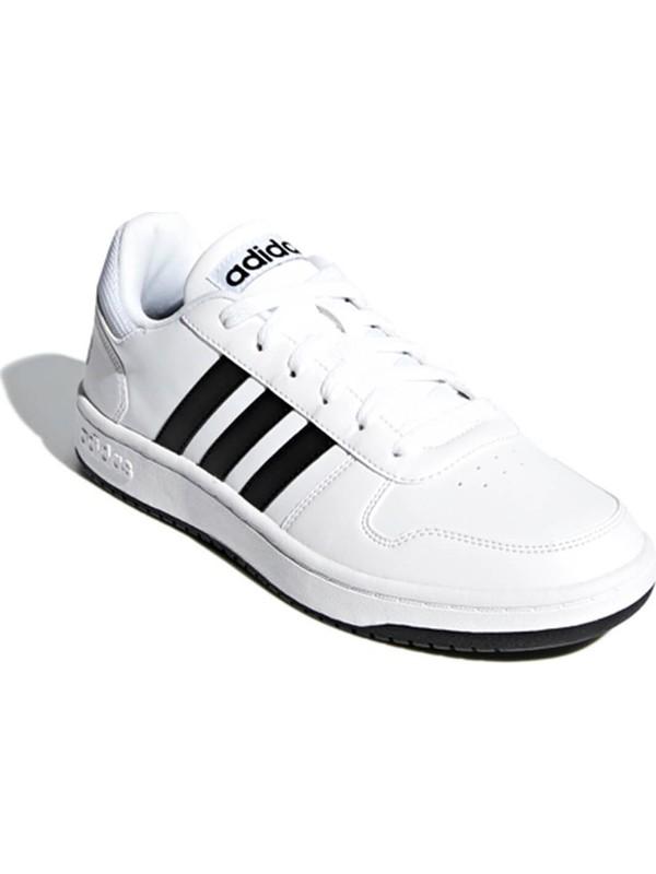 adidas hoops 2.0 schwarz