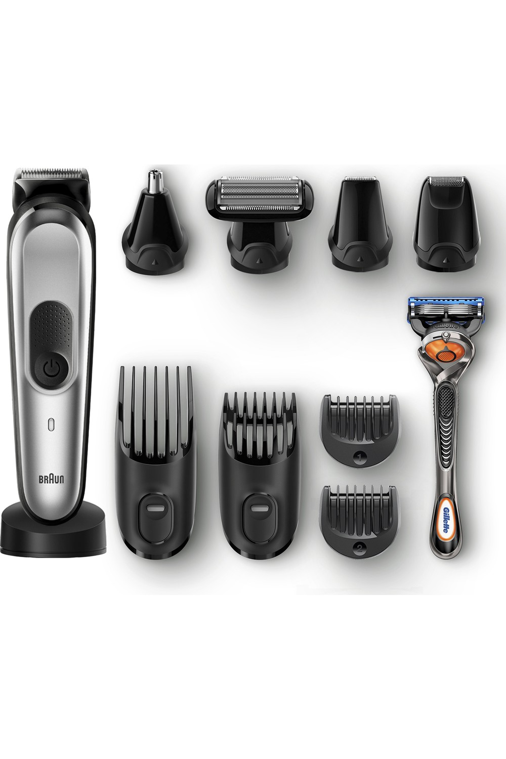 Braun Male Grooming Set 7020